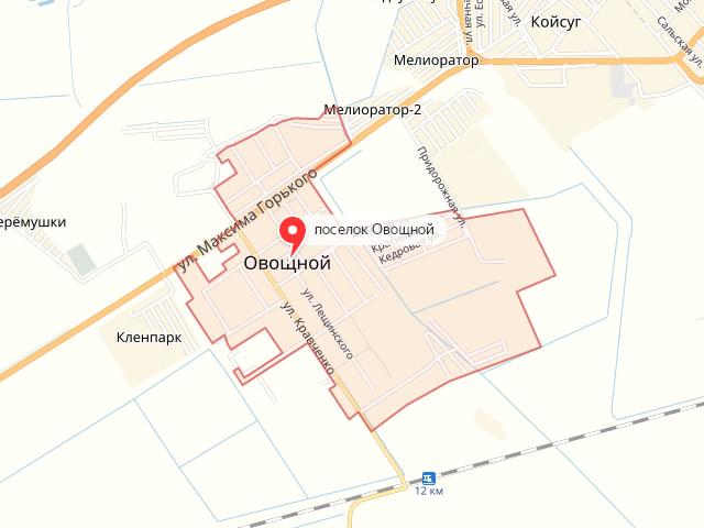 МФЦ Азовского района Ростовской области в п. Овощной