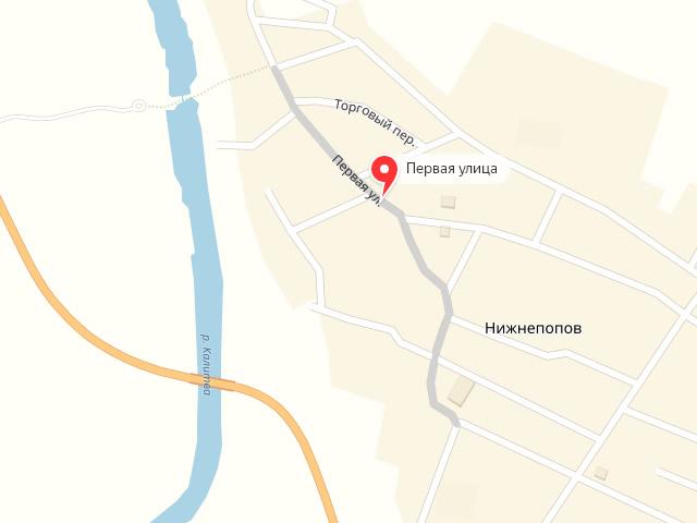 МФЦ Белокалитвинского района Ростовской области в х. Нижнепопов