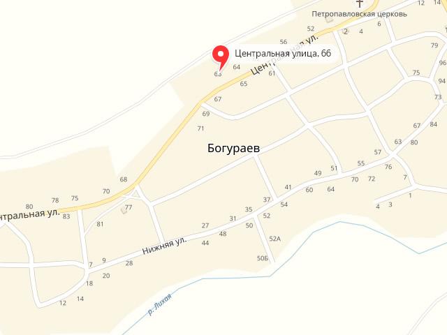 МФЦ Белокалитвинского района Ростовской области в х. Богураев