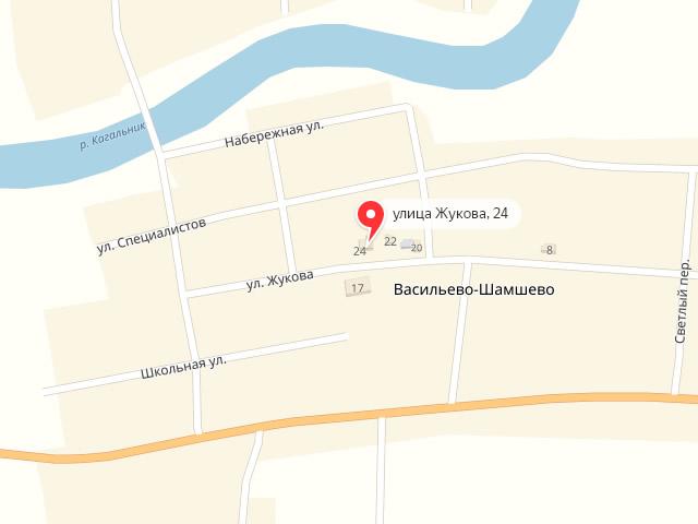 МФЦ Кагальницкого района Ростовской области в с. Васильево-Шамшево
