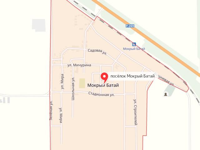 МФЦ Кагальницкого района Ростовской области в п. Мокрый Батай