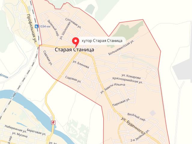 МФЦ Каменского района Ростовской области в х. Старая Станица