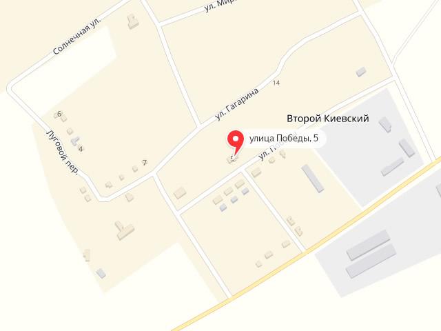 МФЦ Кашарского района Ростовской области в х. Второй Киевский