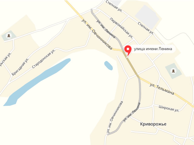 МФЦ Миллеровского района Ростовской области в сл. Криворожье