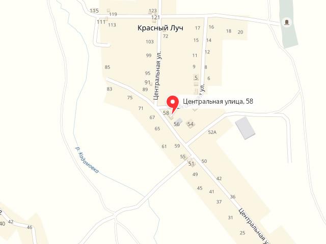 МФЦ Октябрьского района Ростовской области в х. Красный Луч