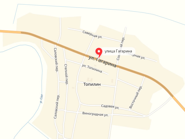 МФЦ Семикаракорского района Ростовской области в х. Топилин