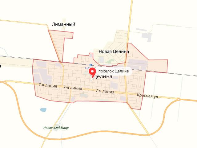 МФЦ Целинского района Ростовской области в п. Целина