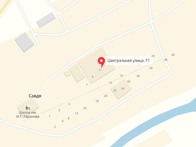 МФЦ Заветинского района Ростовской области в х. Савдя