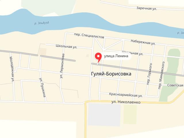 МФЦ Зерноградского района Ростовской области в х. Гуляй-Борисовка